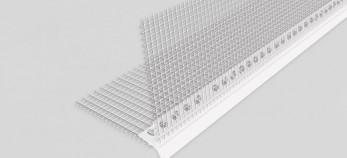 profil PVC cu picurator